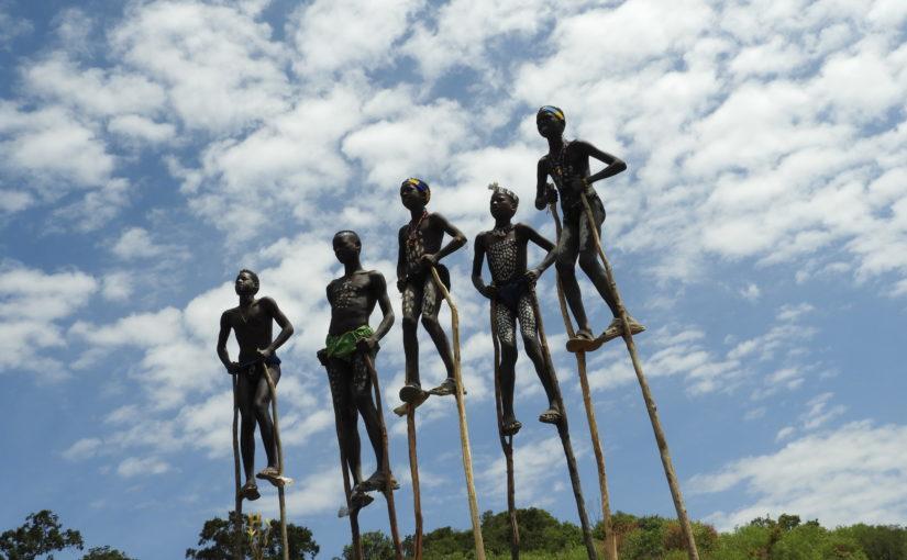 De eenvoud van geluk in Ethiopië